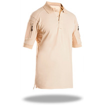 Playera Polo Tactica Comfortac Shirt. Original Sixka 707.