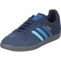 Tenis Adidas Samba Lifestyle Azul