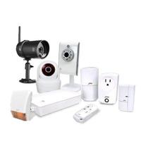 Combo Kit Alarmas Wireless Smart Homes + Sensores