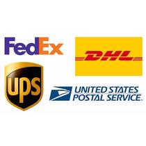 Envío Internacional Dhl Fedex Sólo A Estados Unidos Guía