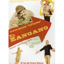 El Zangano Chespirito Y Capulina. Formato Dvd