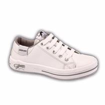 Zapatillas Zapatos Jaguar Escolar Colegial Originales Niños