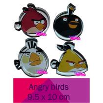 Cortadores De Galleta Angry Birds