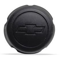 Calota Preta Centro Roda Ferro S10 Blazer Aro 15 5 Furos