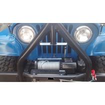Guincho Mecânico Para Jeep **com Tomada De Força** Ford