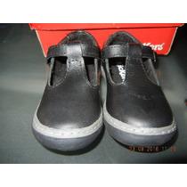 Zapatos Kickers Original Colegial Para Nina Talla 22 Nuevo
