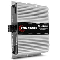 Módulo Amplificador Taramps Tl600 170w Rms 2 Ohms 2 Canais