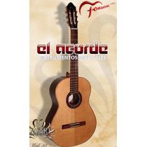 Guitarra Criolla Fonseca 50 - El Acorde Pacheco