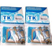 Reparo Carburador Rd 350 Completo Toork Tk ( Par 02 Kits )