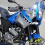 Protetor De Motor Xt 660z Tenere (com Pedaleiras) - Yamaha