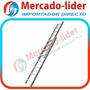 Escalera De Aluminio Extensible Y Tijera 2x12 6,3 Metros