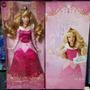 Boneca Disney Store Princesa Bela Adormecida Aurora Suporte