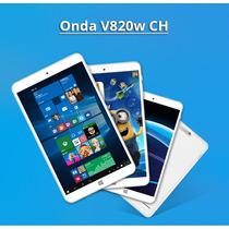 Tablet Onda V820w 8.0 Ips Android 4.4 Windows 10 Pc Jxd Gpd