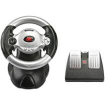 Volante C/ Pedalera Gtc Steering Wheel