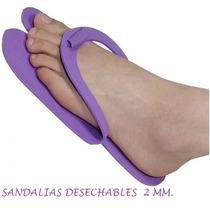 Sandalia Desechable Tipo Havaianas - Hawaianas