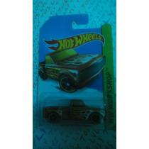 Hot Wheels Custom 69 Chevy Pickup Serie Heat Fleet Cobre