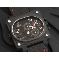 Relógio Detomaso Trieste Black