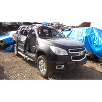 Sucata Peças S10 2.4 Flex 4x2 Motor/cambio/airbag/porta/capo