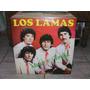 Los Lamas Mujer Y Amiga Vinilo Promo Lp Cumbia Santa Fe 1985