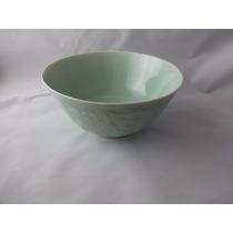 Antigo Bowl Porcelana Chinesa Celadon