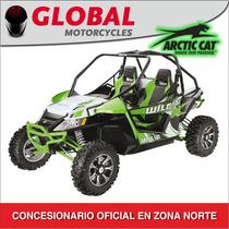 Arctic-cat - Wildcat X - Usado Impecable!!!