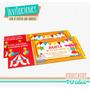 Cumple Circo Nena - Invitación Para Imprimir