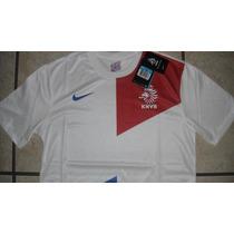Jersey Nike Seleccion Holanda Visita Euro 2012 100% Original