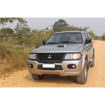 Pajero Sport Diesel 4x4 Turbo Automática Motor Novo 100%