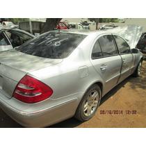 Mercedes Bens E 320 2004 Elegance Venta De Partes
