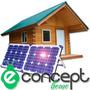 Energia Solar Electricidad 220v - Cuotas Sin Interes - 140x
