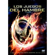 Dvd Juegos Del Hambre ( The Hunger Games ) 2012 - Gary Ross