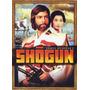 Shogun - Mini-série De James Clavell - Legendado (4 Dvds)