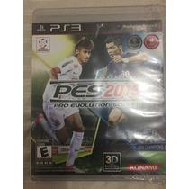 Pro Evolution Soccer 2013 Ps3 Pes 13 Novo Lacrado