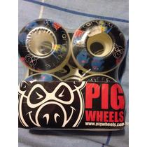 Ruedas Pig 53mm