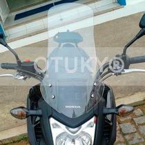 Bolha Otuky Nc 700x Honda Moto 3mm Alongada +15cm Mais Cores