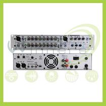 Amplificador Con Mezcladora Backstage 4lx4 - Winners