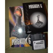 Joystick Interact Magnum 6 Sv243 En Caja, Manual Y Software