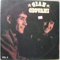 Lp - Gian E Giovani Vol.3 - 1990