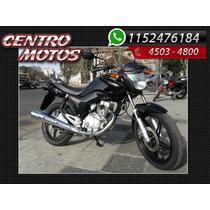Honda Cg 150 Titan New 0km Permuto Financio Centro Motos