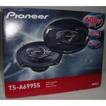 Par De Triaxial Pioneer Ts-a6995s 6x9 600w Na Caixa Original