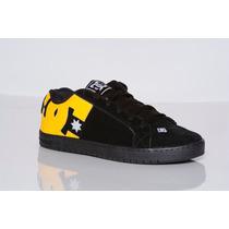Tênis Skate Dc Shoes Court Graffik Se Frete Grátis Imediato