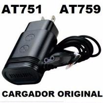 Cargador De Baterias At751 At759 Philips Original Nuevo 8v