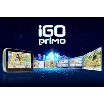 Sistemas Gps Igo Primo + Igo8 + Mapas Sudamerica 2016.q3