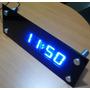 Reloj Digital Led Pared