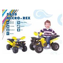 Cuatrimoto Electrica Micro Rex