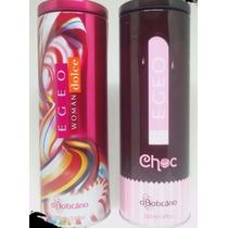 Kit De Perfumes Boticario Egeo Woman Dolce + Egeo Woman Choc