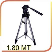 Tripé Telescópico Profissional Stc-360 - Até 1,80mts + Bolsa