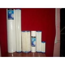 Cartuchos Para Filtros Purificadores De Agua A 5 Micras
