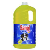 Shampoo Sanol Dog Anti Pulgas 5litros