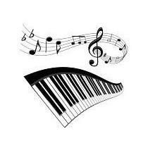 Apostila Com 100 Partituras Para Piano - Temas Românticos
